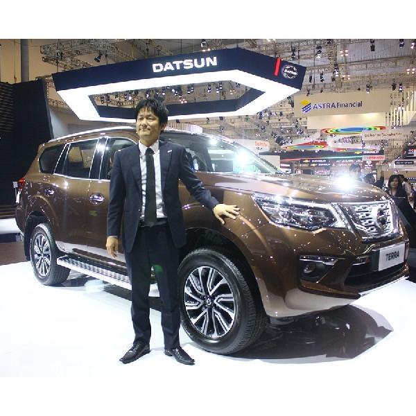 Nissan Belum Kepikiran Tambah Varian Terra 4x4