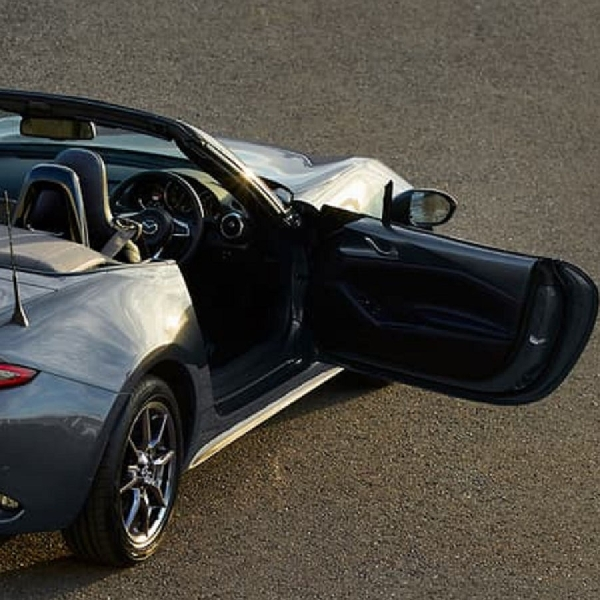Terungkap, New Mazda MX-5 GT RS