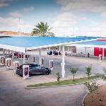 Charging Tesla Kini Lebih Cepat Dari Sebelumnya