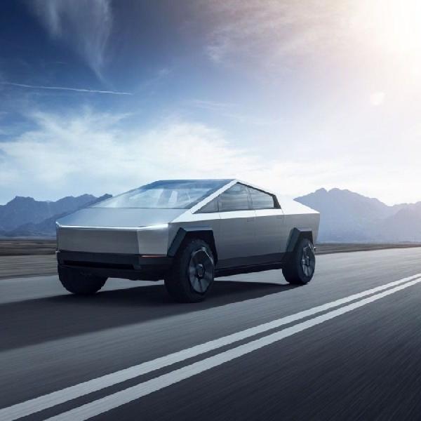 Elon Musk Beberkan Fitur Baru Cybertruck