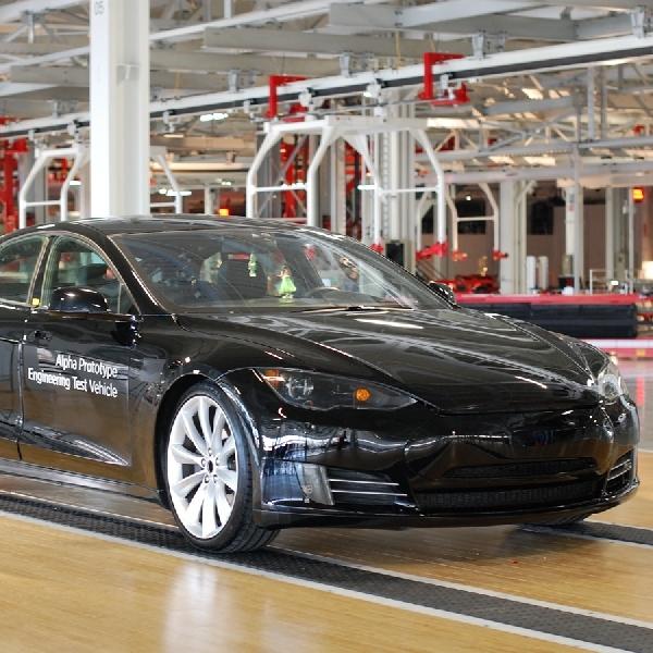 Mantan Karyawan Tesla Klaim Bekerja di SEC