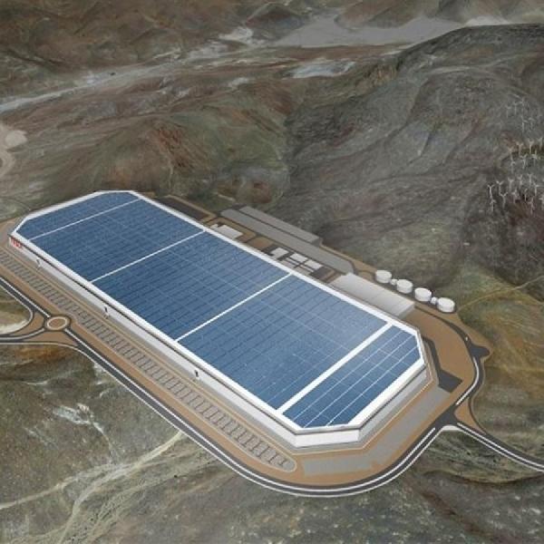 Tesla Akan Bangun Gigafactory 4 di Eropa
