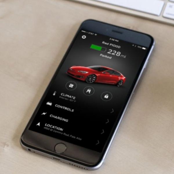 Tesla Luncurkan Tesla App, Manjakan Customer Saat Service
