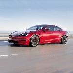Tesla Mengklaim Model S Plaid 1.020-Hp Akan Segera Tiba