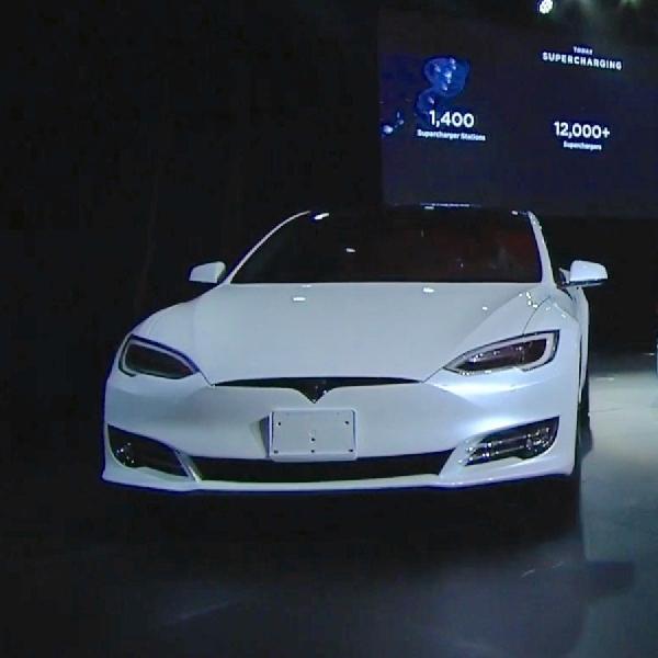Tesla Ekspansi Lagi di Cina