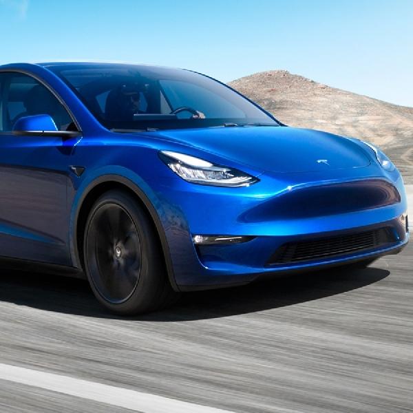 Tesla Model Y Meluncur, dipasarkan Tahun 2020