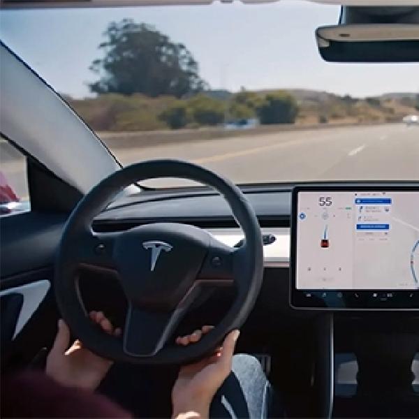 Elon Musk Mengakui Tesla Self Driving Beta, Tidak Sehebat Yang Diperkirakan