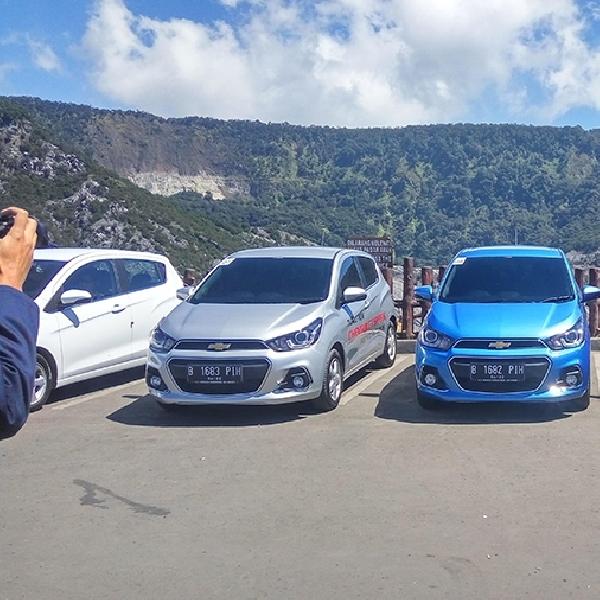 Test Drive: Menguji All-New Chevrolet Spark di Kota Kembang