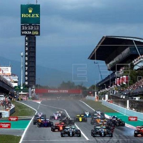 F1: Tetap Berjalan, Gand Prix F1 Spanyol tak Terpengaruh 'Pembatasan' di Catalonia