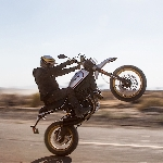 Sosok Ducati Scrambler Desert Sled 2017, Si Penakluk Gurun