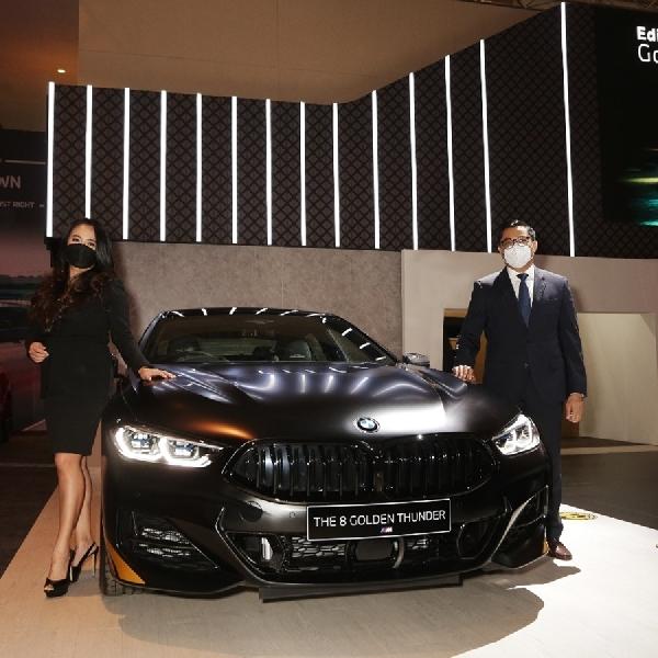 Melirik BMW Pavilion di IIMS Hybrid 2021