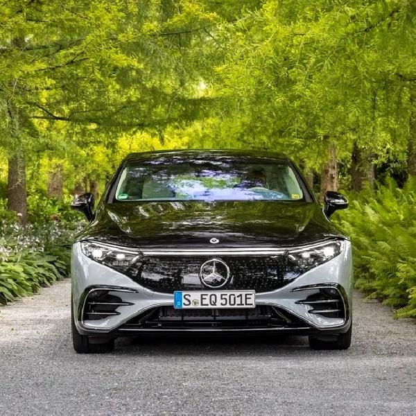 Mercedes-Benz EQS akan Dibanderol Seharga $100.000