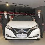 The All-New Nissan LEAF  Harga Affordable, Kualitas Premium