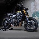 The Disruptive, Pemenang Kustom Yamaha XSR700 Yard Built