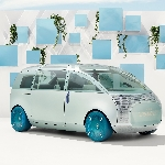MINI Urbanaut: Mobil Futuristik dengan Desain Seperti Ruang Keluarga Berjalan