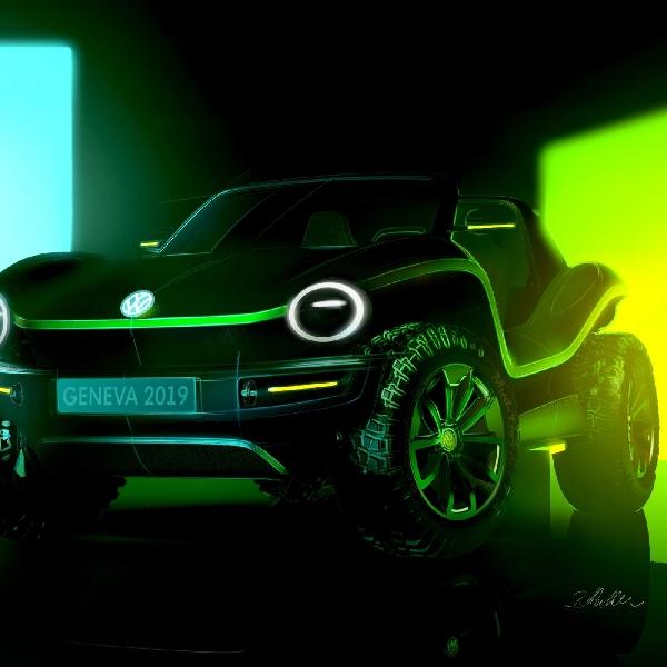 Dune Buggy Elektrik VW Siap Melenggang di Geneva Motor Show 2019