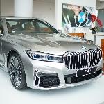 BMW Perkenalkan Seri 7 di Kota Medan