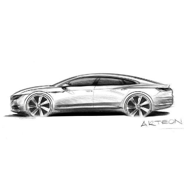 Volkswagen Arteon Fastback Premium Concept