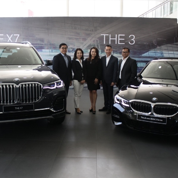 All-New BMW Seri 3 Resmi Meluncur di Surabaya