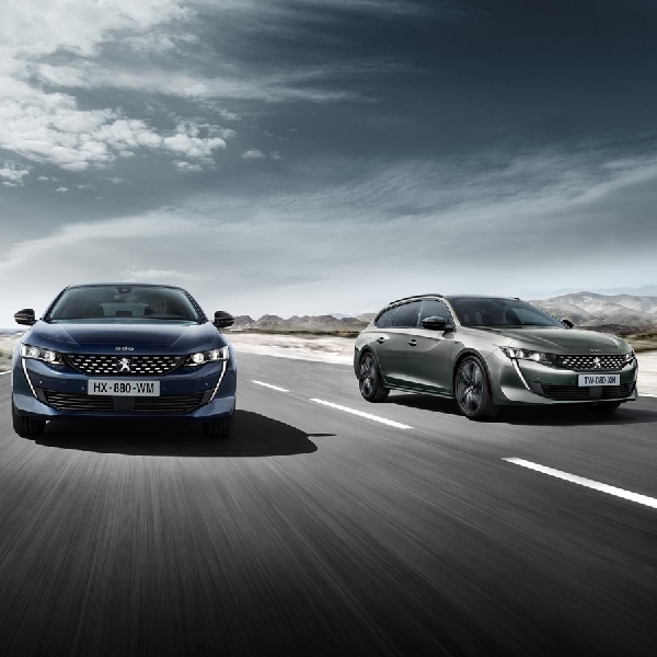 Peugeot Umumkan Peluncuran All-new 508 SW First Edition