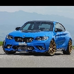 Gawat BMW M2 CS  Performance Kit Dahler, Tenaga Naik 543 hp dan Torsi 740 Nm