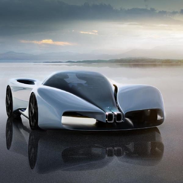 Ini Sosok yang Digadang-gadang Sebagai BMW Nazca C3 Concept, Penerus BMW M1