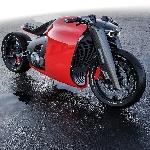 Ducati Rossa Monoposto, Karya Rendering Desainer Otomotif  Romain Gauvin