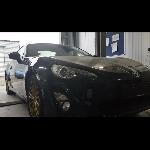 Modifikasi Komponen Nissan Leaf dan Converter Tesla Model S, GT86 Ini Benar-benar Sebuah EV