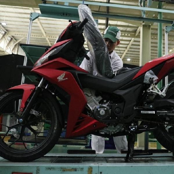Diluncurkan, ini Harga New Honda Supra GTR150