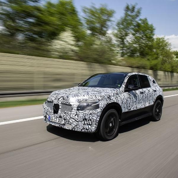 Mercedes-Benz Ungkap Pengembangan SUV Listrik Terbaru Mereka