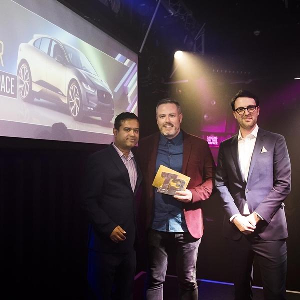 I-PACE Kembali Raih Penghargaan di London