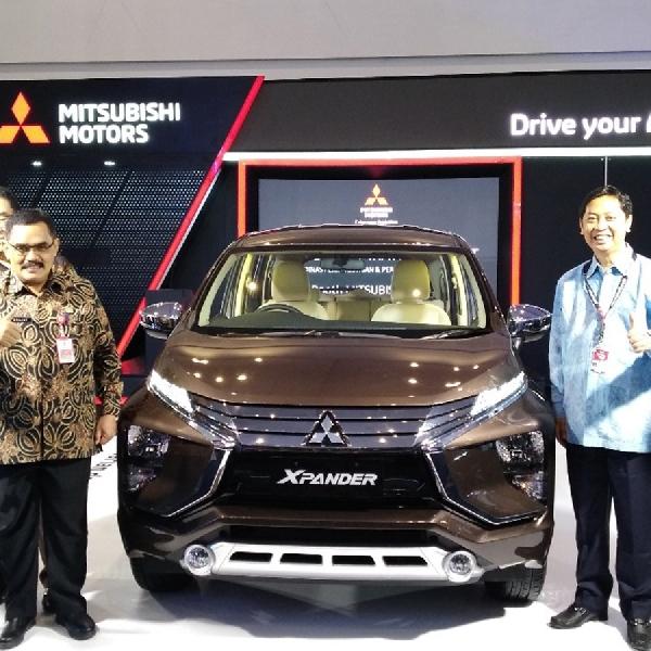 Mitsubishi Motors Bawa Ambisi dan Semangat Baru ke GIIAS Surabaya