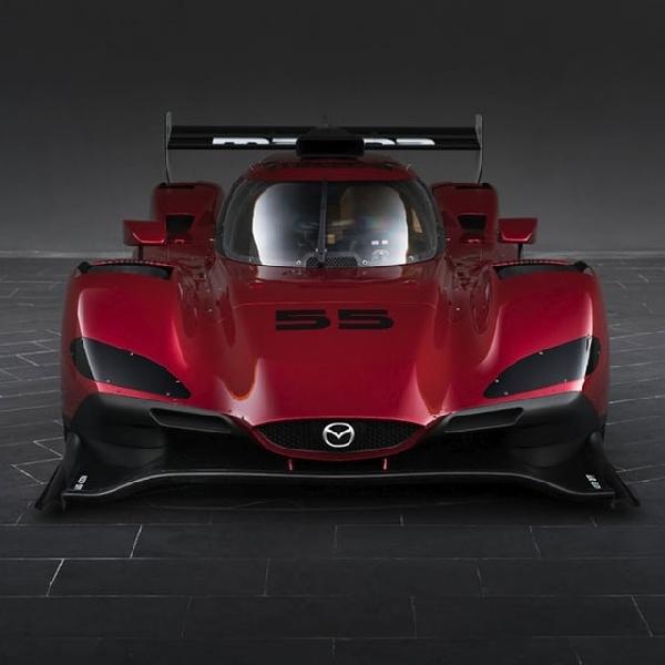 Mazda RT24-P Siap Debut di Lomba Ketahanan 24 Jam Daytona