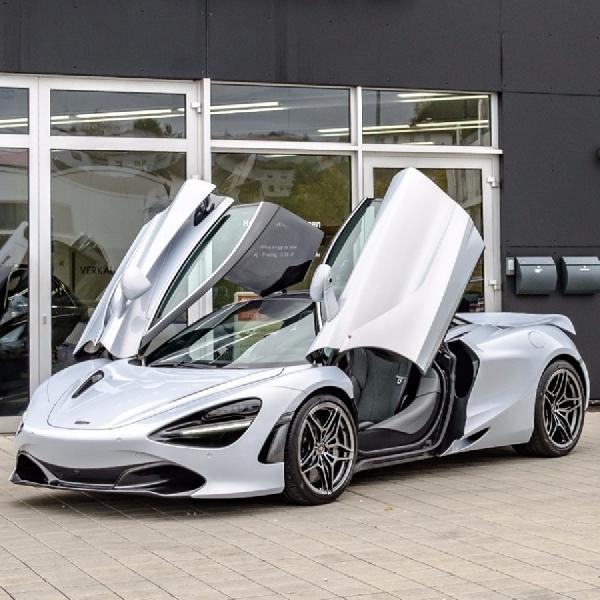 McLaren Capai Produksi ke-15.000