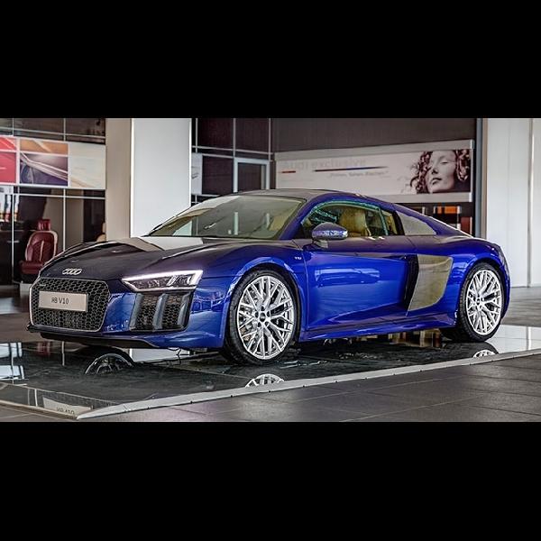 Generasi Kedua Audi R8 akan Gendong Mesin Porsche
