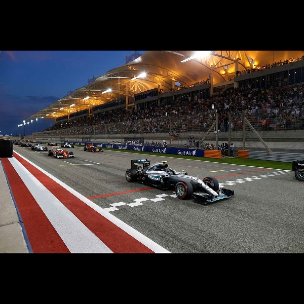 F1: Grand Prix F1 Bahrain Digelar Tanpa Penonton?