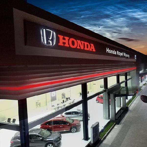 Honda Royal Wiyung Surabaya Resmi Beroperasi