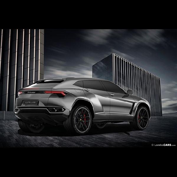 Lamborghini Urus Bakal Buka Selubung di China