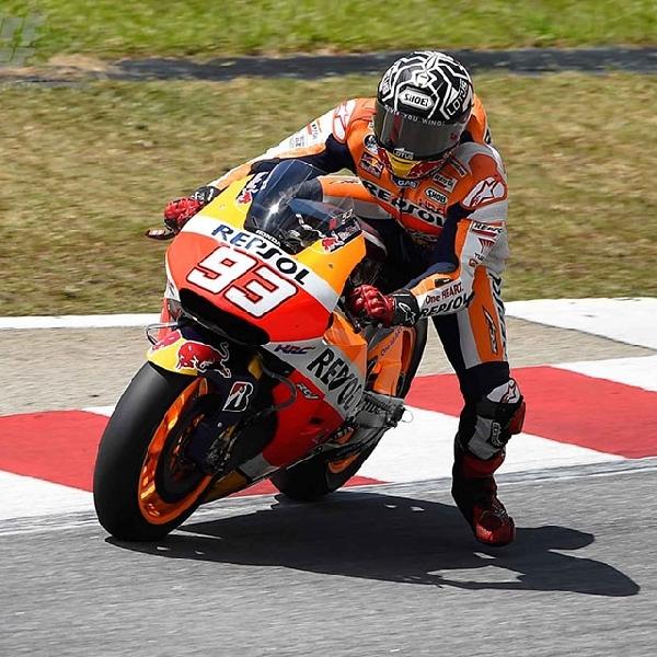 MotoGP: Marquez Penasaran dengan Aspal Baru Sepang