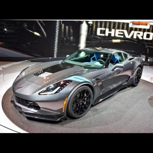 Supercar Pertama Chevrolet Corvette Grand Sport Dilelang, Mau?