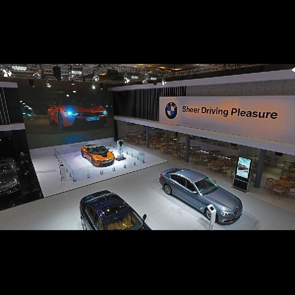 BMW Group Indonesia Catatkan Rekor Baru di GIIAS 2018