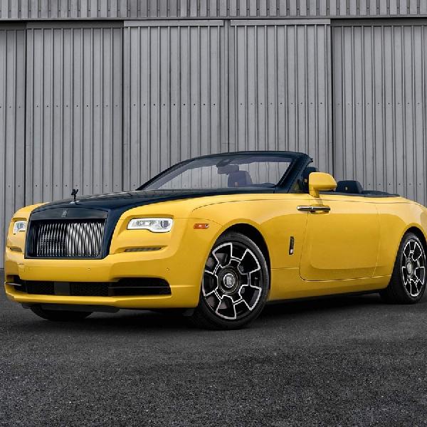 Rolls-Royce Buat Mobil Eksklusif untuk Petinggi Google