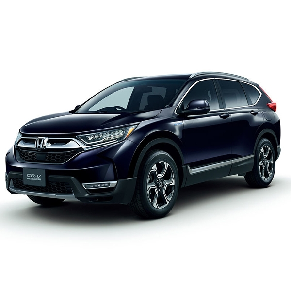 Honda Luncurkan All-New CR-V Versi Gasolin dan Hibrida