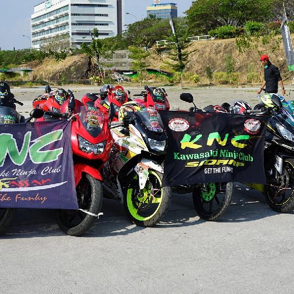 Kawasaki Fest Day Makassar selesai, KMI fokus Persiapan Kawasaki Bike Week Bandung