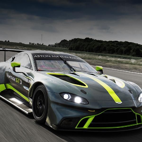Aston Martin Mencari Seorang Pembalap. Anda Masuk Dalam Kriteria?