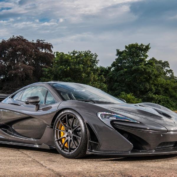 McLaren Milik Mantan Juara Dunia F1 Ini Akan Dijual. Tertarik?