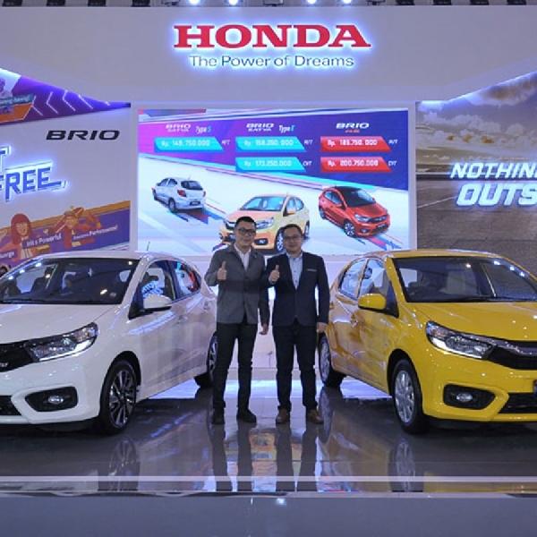 Honda Beri Beragam Program Menarik pada GIIAS 2018 Surabaya