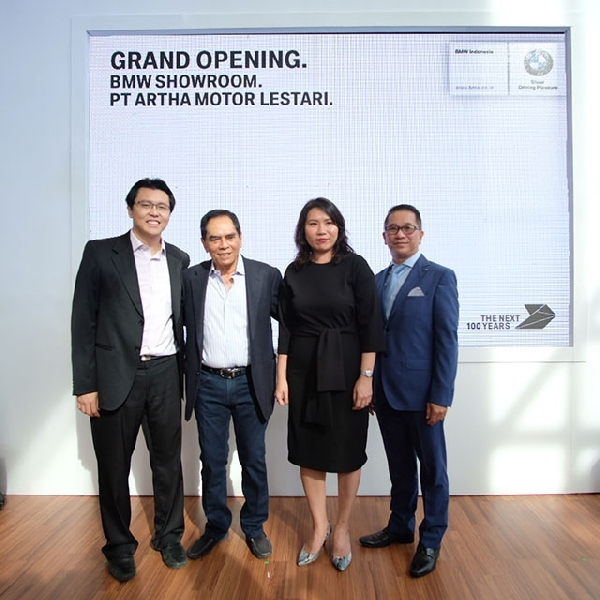 BMW Buka Jaringan Resmi di Medan