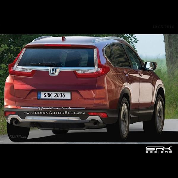 Kehadiran Honda CR-V Teranyar akan Hadang Fortuner dan Pajero