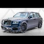 Modifikasi Rolls Royce Cullinan Coastline Karya Mansory